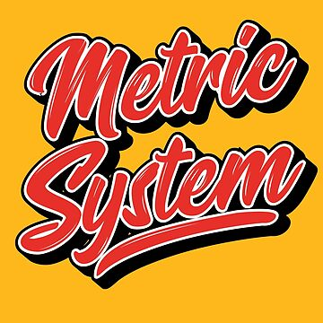 Metric System (v2) by BlueRockDesigns