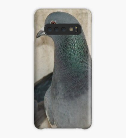Mask - Love for Pigeons Case/Skin for Samsung Galaxy
