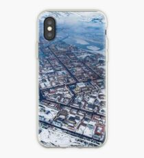 Norilsk,  Aerial Photography iPhone Case