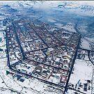 Norilsk,  Aerial Photography by znamenski