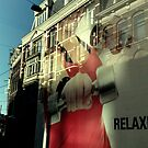 Reflections of Amsterdam - Relaxing by AmsterSam