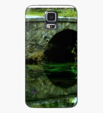 A Rock Bridge in the Country ^ Case/Skin for Samsung Galaxy