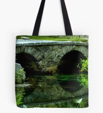 A Rock Bridge in the Country ^ Tote Bag