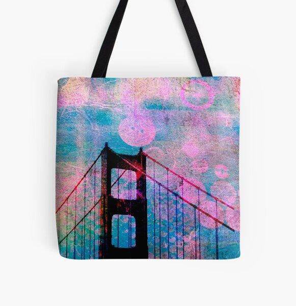 San Francisco calling All Over Print Tote Bag