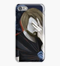 Anxiety_ Depression iPhone Case/Skin