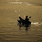 Paddle and Pooch by D-GaP