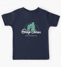 Camiseta para niños El mundo mágico de Eternia