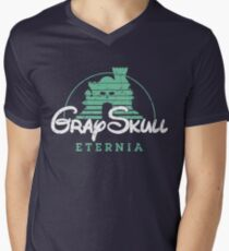 The Magical World of Eternia Men's V-Neck T-Shirt