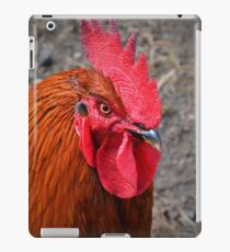 Cock farm iPad Case/Skin