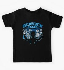 Science Club Kids Tee