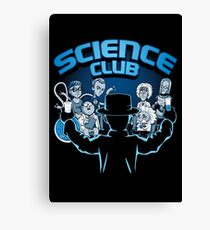 Science Club Canvas Print