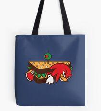 KNUCKLES SANDWICH Tote Bag