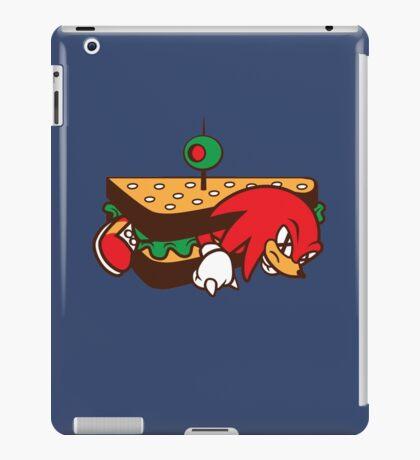 KNUCKLES SANDWICH iPad Case/Skin