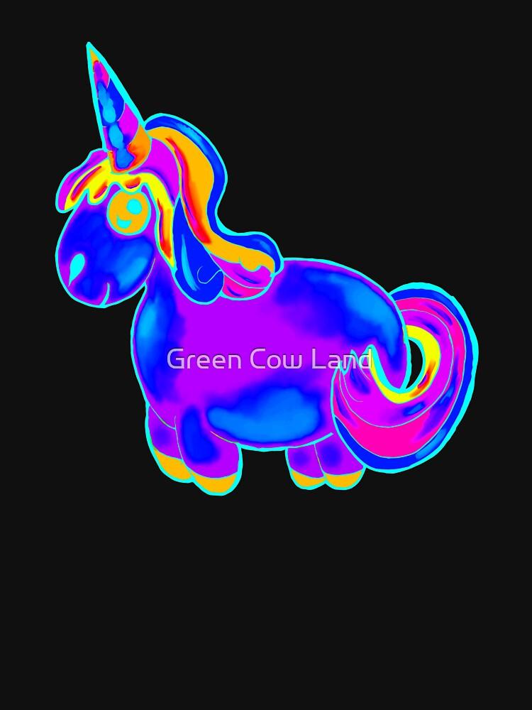 Chubby Unicorn1 von KaylinArt