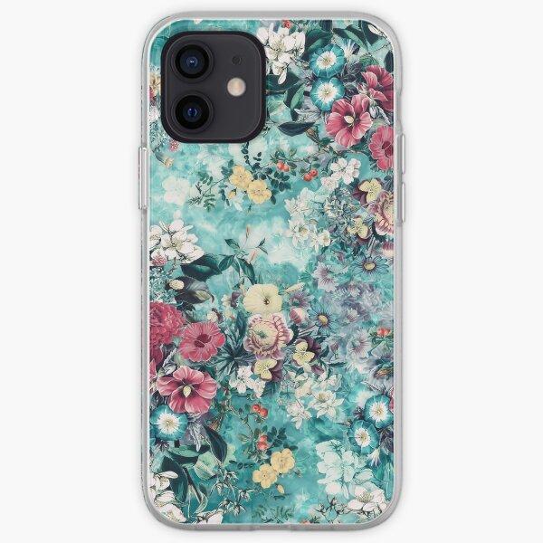 Summer Garden iPhone Soft Case