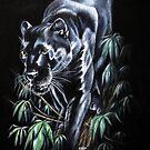 Black Cat! by Robert David Gellion