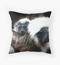 What a cutie...  :-) Throw Pillow