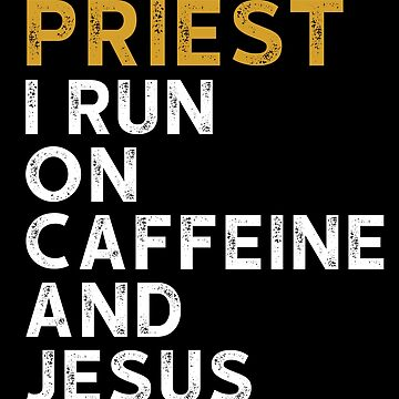 Priest coffee by GeschenkIdee