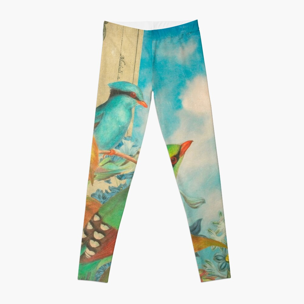 The Birds and The Bees Leggings