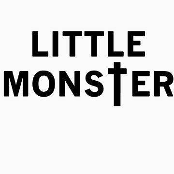 little monster by dvey93