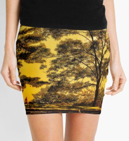 Bussey Hill, Arnold Arboretum Mini Skirt