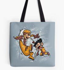 Logan and Victor Tote Bag