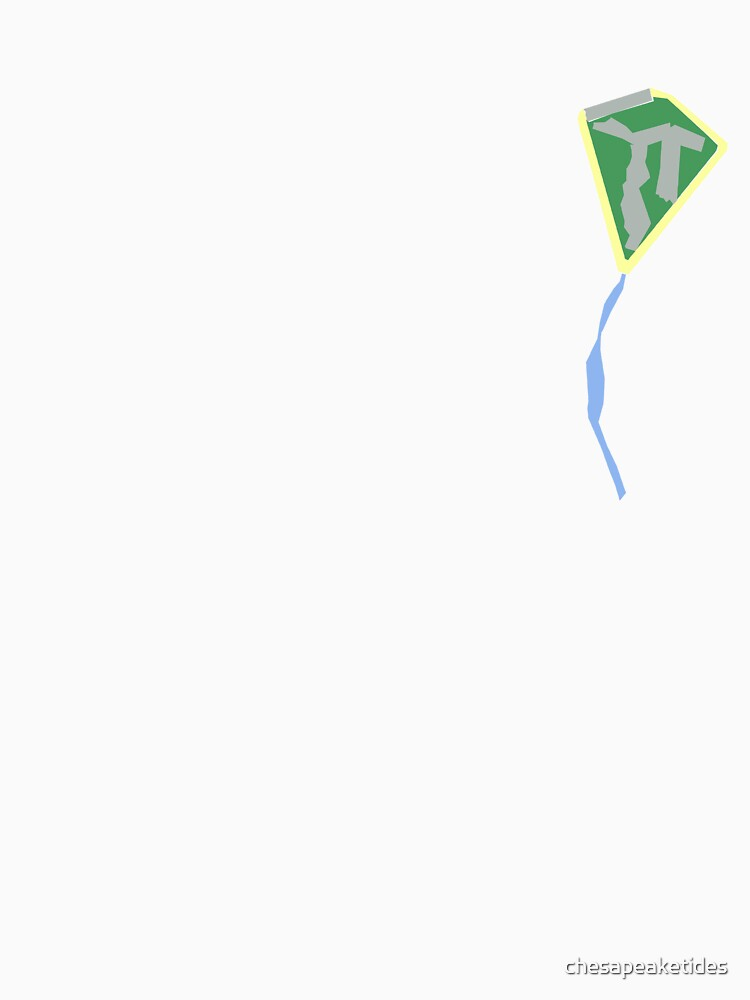 Mary Poppins Kite by chesapeaketides