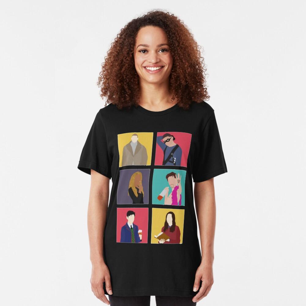 TEAM UMBRELLA Slim Fit T-Shirt