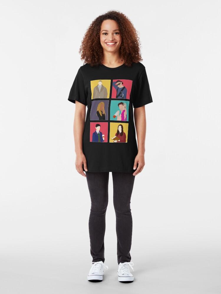 Alternate view of TEAM UMBRELLA Slim Fit T-Shirt