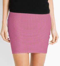Being Happy is Good for My Health Mini Skirt