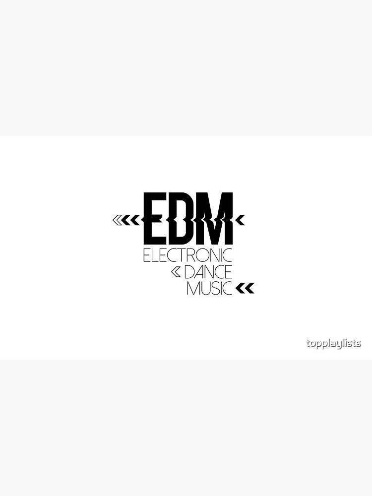 EDM passion de topplaylists