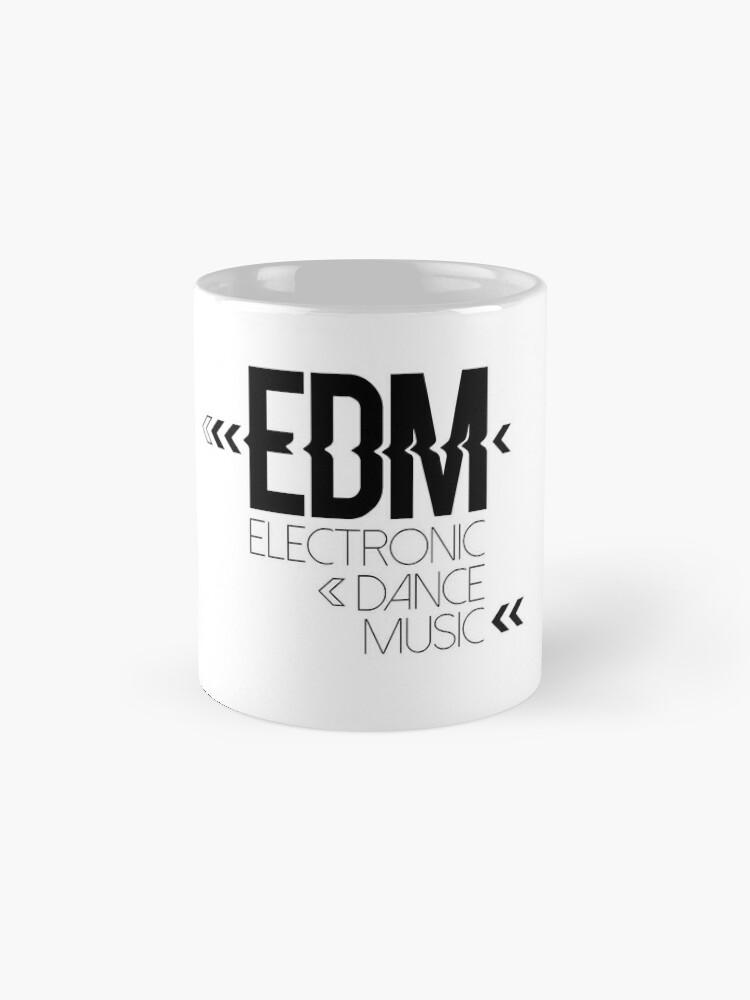 Vista alternativa de Tazas EDM passion
