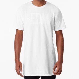 Camiseta larga