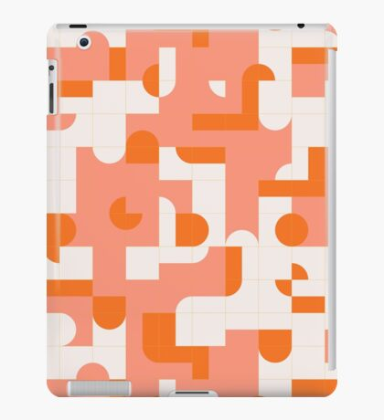 Puzzle Tiles #redbubble #pattern iPad Case/Skin