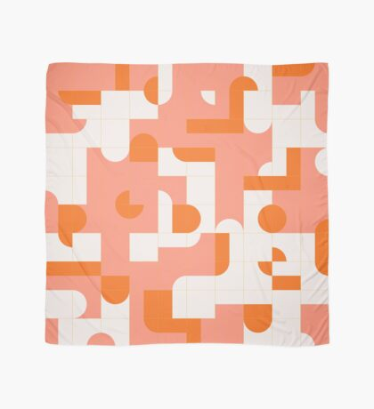 Puzzle Tiles #redbubble #pattern Scarf