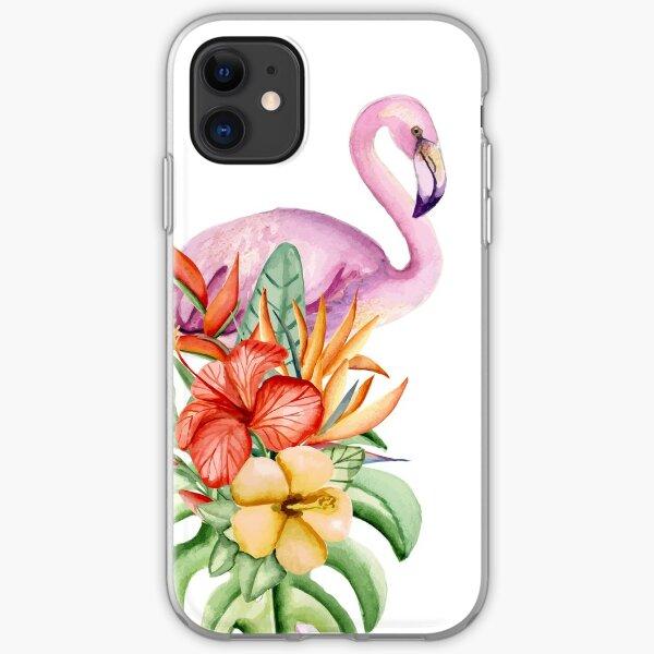 Flamingo iPhone Soft Case