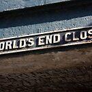 World End Close - Edinburgh by christymcnutt