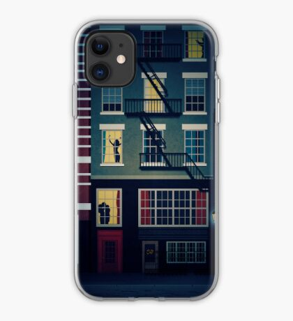 New York City at Night iPhone Case