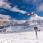 Windsock in the alps by zakaz86