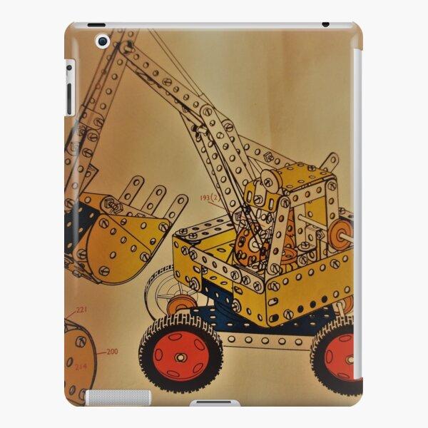 grúa meccano Funda rígida para iPad