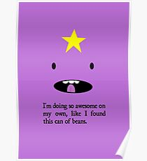 "LSP - ""So awesome on my own"" Poster"