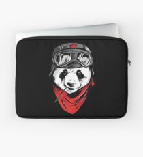 cool panda Laptop Sleeve