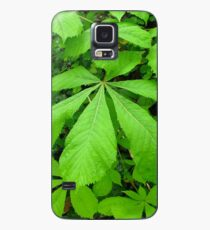 Aesculus hippocastanum tree   Case/Skin for Samsung Galaxy