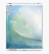 Pastel wave iPad Case/Skin