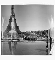 Eiffel Fun Poster