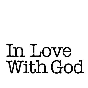 In Love With God by corbrand