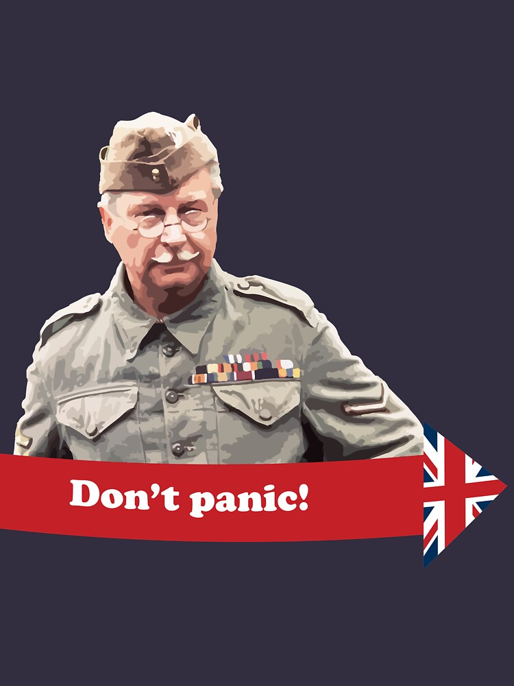 Dad's Army - Don't Panic by ABFormula1
