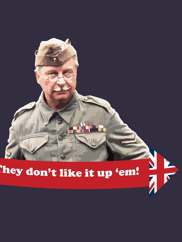 Dad's Army - They don't like it up 'em by ABFormula1
