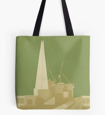 London Fruit Pop Series - Apple Shard Tote Bag