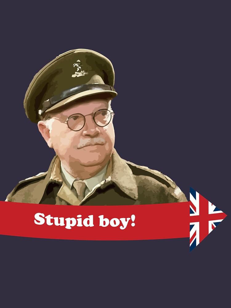 Dad's Army - Stupid Boy! by ABFormula1
